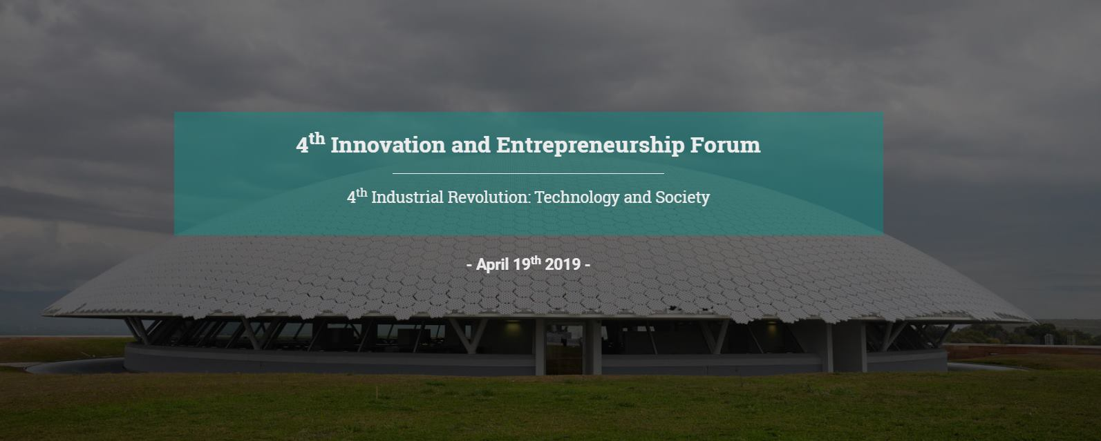 4th Innovation and Entrepreneurship Forum (IEF 2019) cyprus cyprusinno event events
