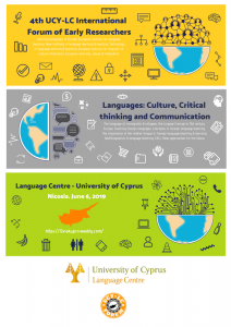 4th UCY-LC International Forum of Early Researchers cyprus cyprusinno event events