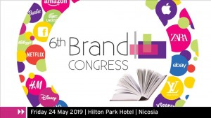 6th Brand Congress cyprus cyprusinno event events