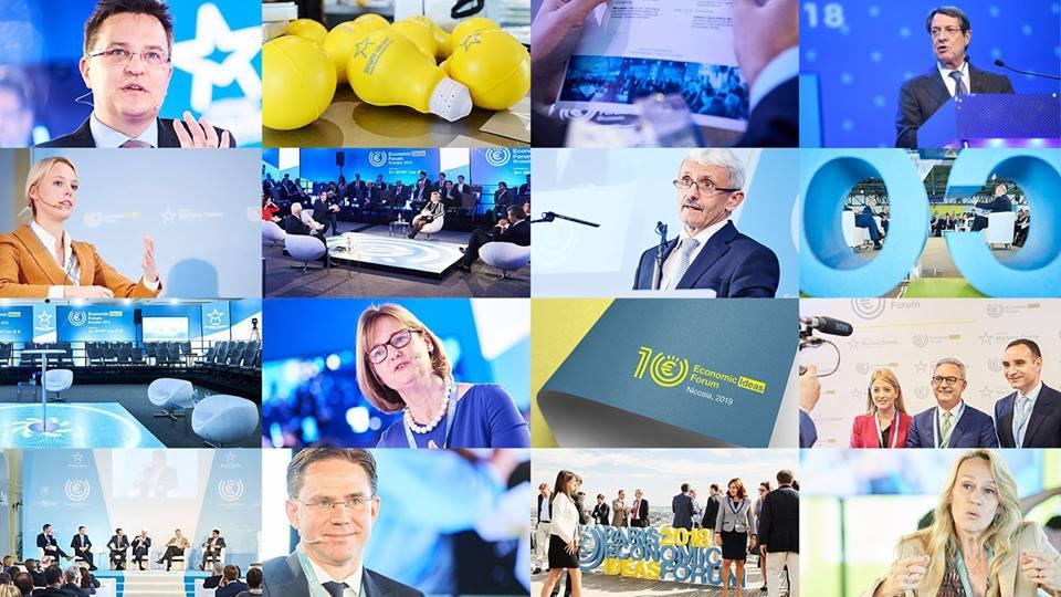 Economic Ideas Forum 2019 cyprus cyprusinno event events