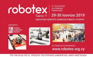 Robotex Cyprus 2019 cyprus cyprusinno event events