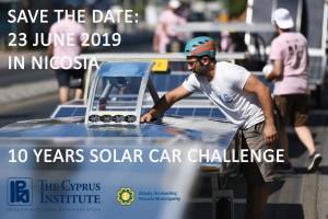 The Cyprus Institute Solar Car Challenge 2019 cyprus cyprusinno event events