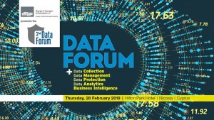 2nd Data Forum cyprus cyprusinno event events