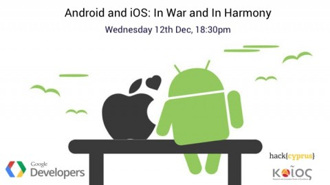 Android and iOS Development: In war and in harmony