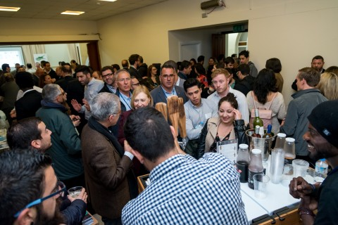 A Gathering of Cyprus Entrepreneurs & Social Innovators: SDGs in Business + 5th Business Mixer