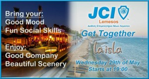 JCI Lemesos Get Together May 2019 cyprus cyprusinno event events