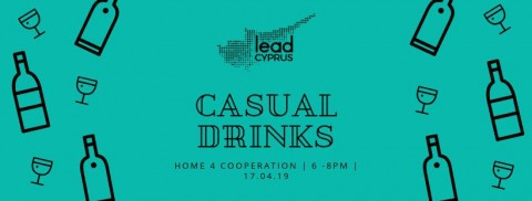 Lead Cyprus Casual drinks sessions