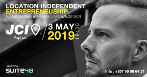 Location Independent Entrepreneurship cyprus cyprusinno event events