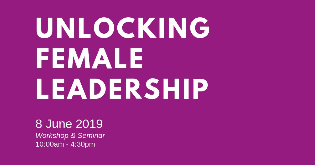 Unlocking Female Leadership cyprus cyprusinno event events