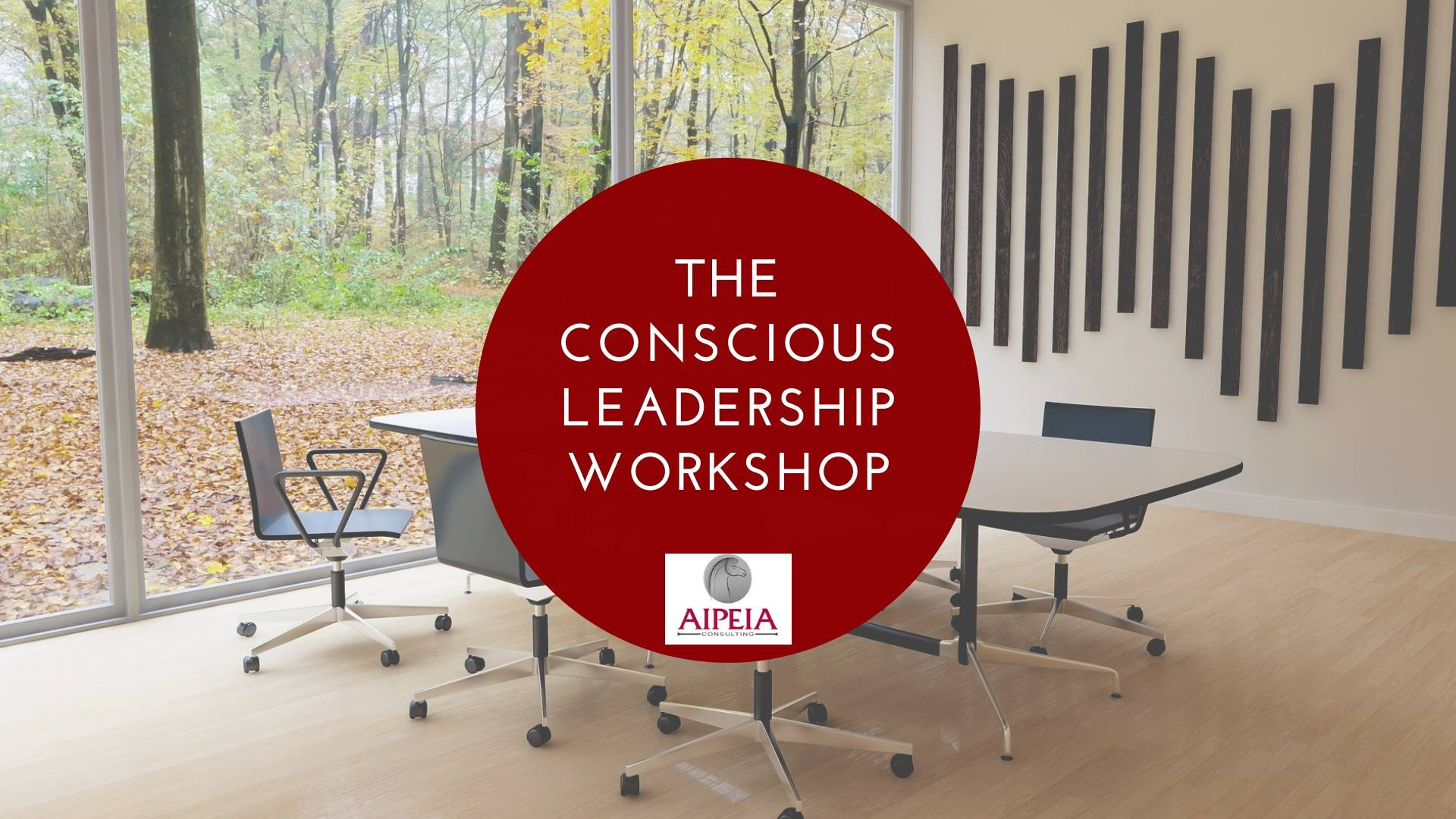 The Conscious Leadership Workshop cyprus cyprusinno event events