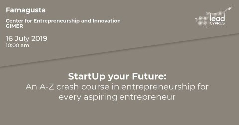 StartUp your Future !